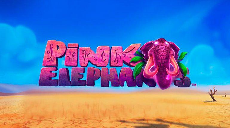 игровой автомат Розовые Слоны