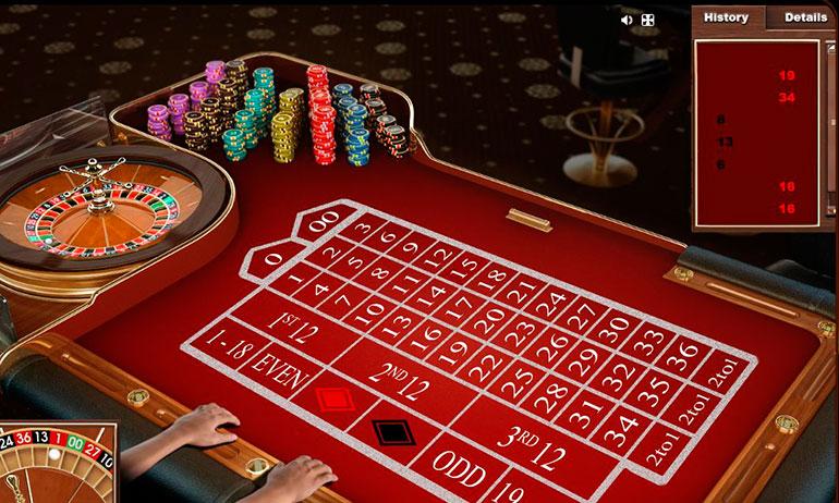 как выиграть в рулетку в казино