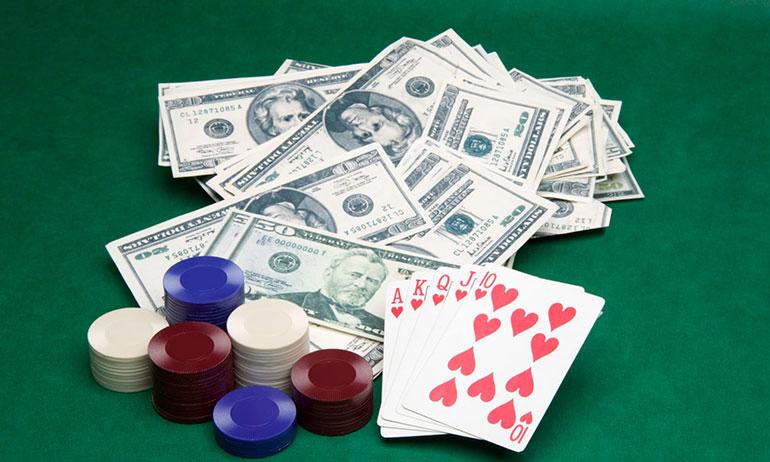 покером можно зарабатывать